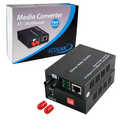 Media Converter 10/100TX - 100FX ST Multimode